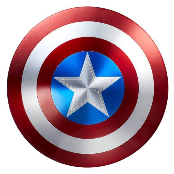 Captain America 75th Anniversary Aluminium Shield