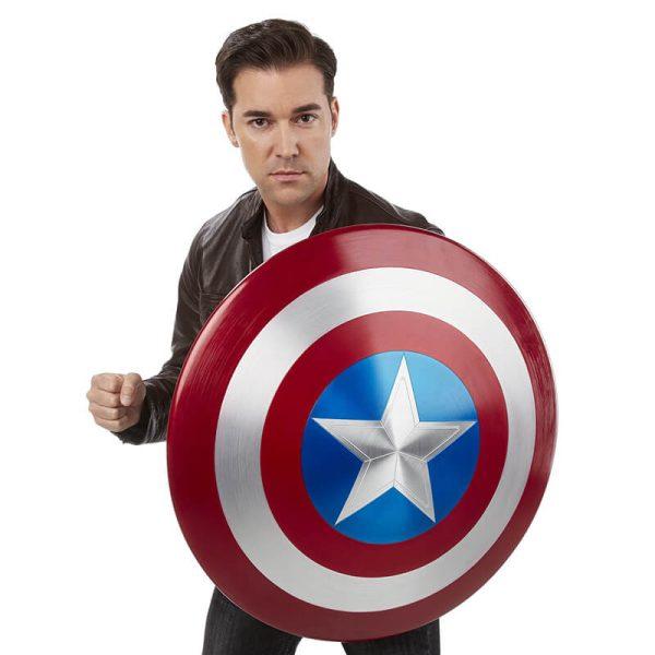 Captain America Metal Shield Life Size Replica