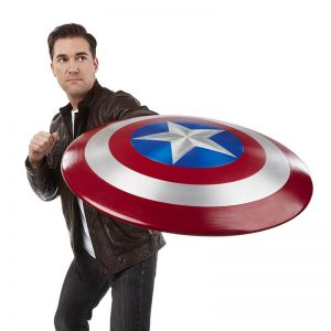 Aluminium Captain America Shield Replica