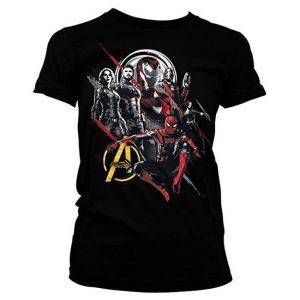 Avengers Infinity War Heroes T-Shirt