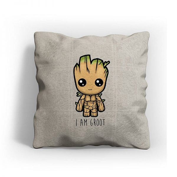 Baby Groot Pillow Case