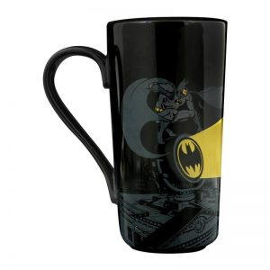 Batman Bring Coffee Large Mug