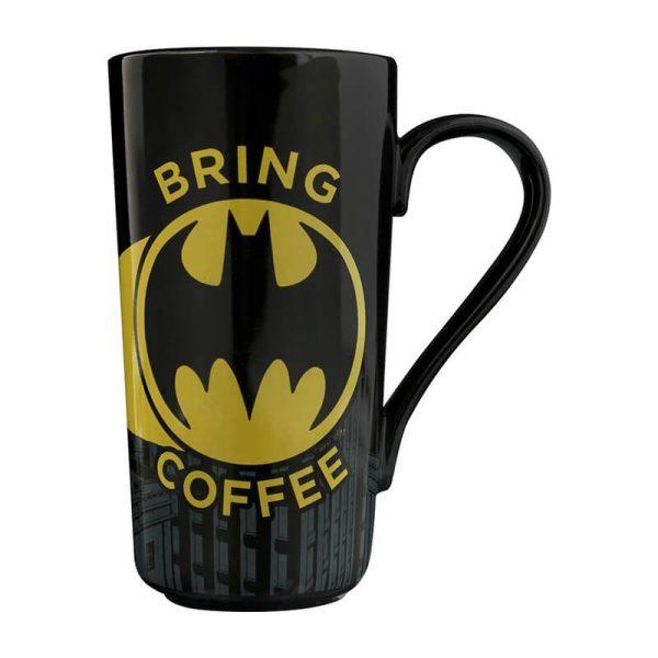 Batman Bring Coffee Large Mug2