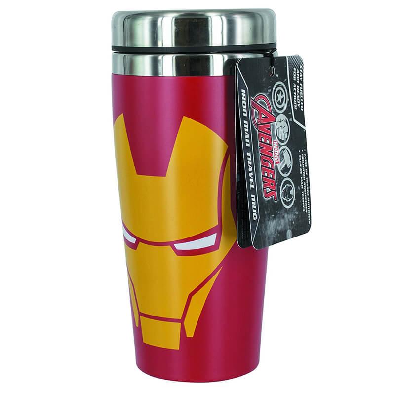Classic Iron Man Travel Mug2