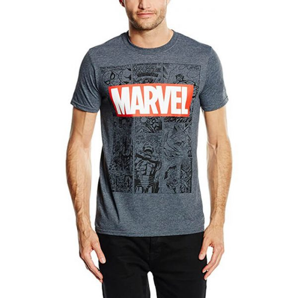 Classic Marvel Comic T-Shirt
