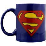 Classic Superman Logo Cup