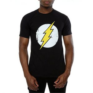 Classic The Flash T-Shirt Black