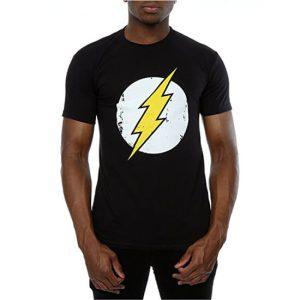 Classic The Flash T-Shirt Black