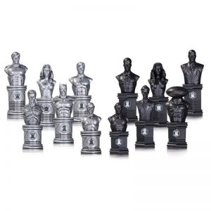 DC Justice League Vs Super Villains Chess Set