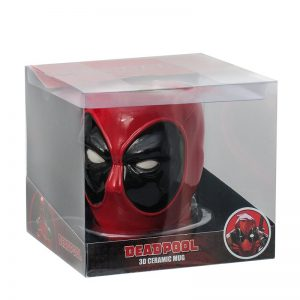Deadpool 3D Mug2