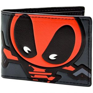 Deadpool Cartoon Wallet