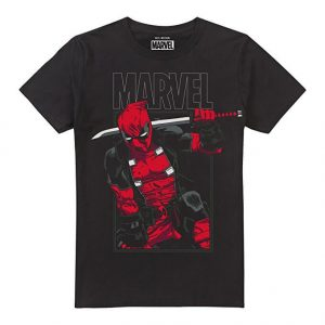Deadpool Sword T-Shirt