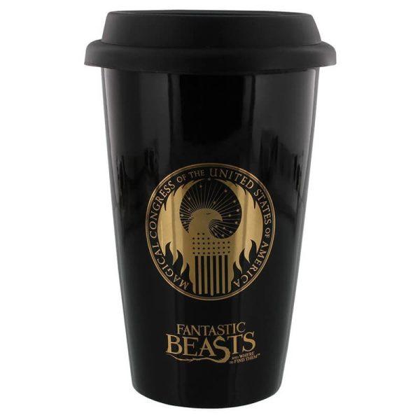 Fantastic Beast Travel Mug