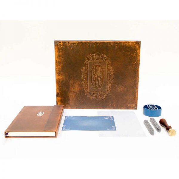 Fantastic Beasts Newt Scamander Deluxe Stationery Set3
