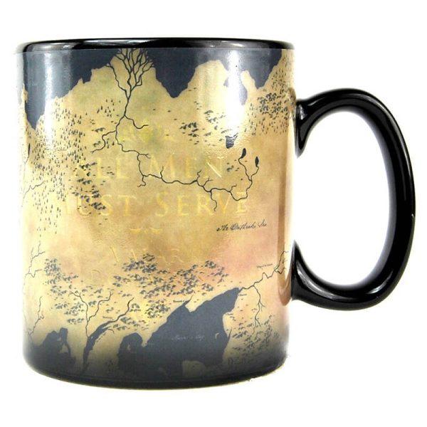 Game of Thrones Heat Changing Map Mug2