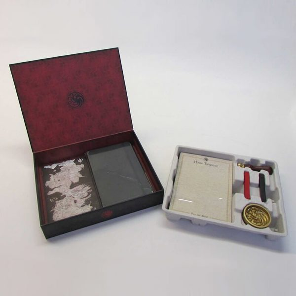 Game of Thrones House Targaryen Deluxe Stationery Set 1