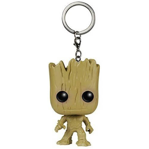 Groot POP! Key Chain