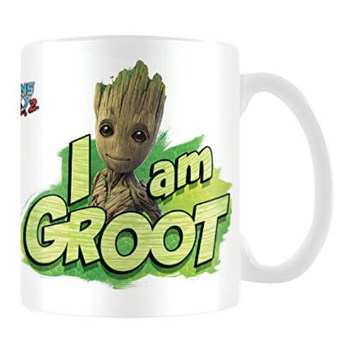 Guardians of the Galaxy I am Groot Cup