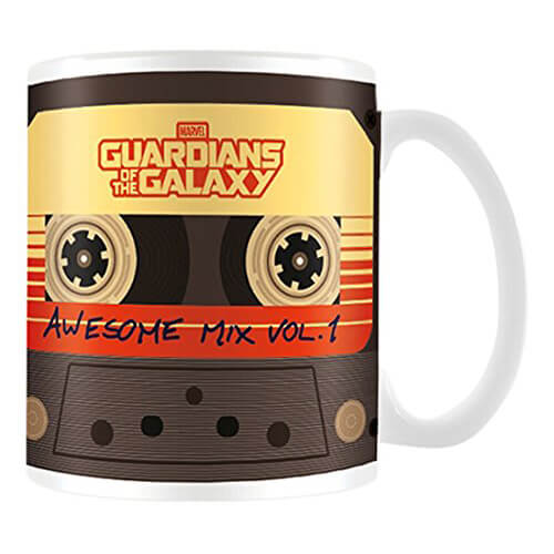 Guardians of the Galaxy Awesome Mix Mug
