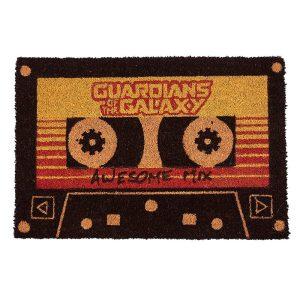 Guardians of the Galaxy Mix Tape Vol.2 Door Mat