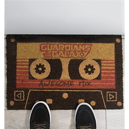 Guardians of the Galaxy Mix Tape Vol.2 Door Mat2