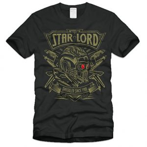Guardians of the Galaxy Star Lord Smuggler Since 1988 T-Shirt