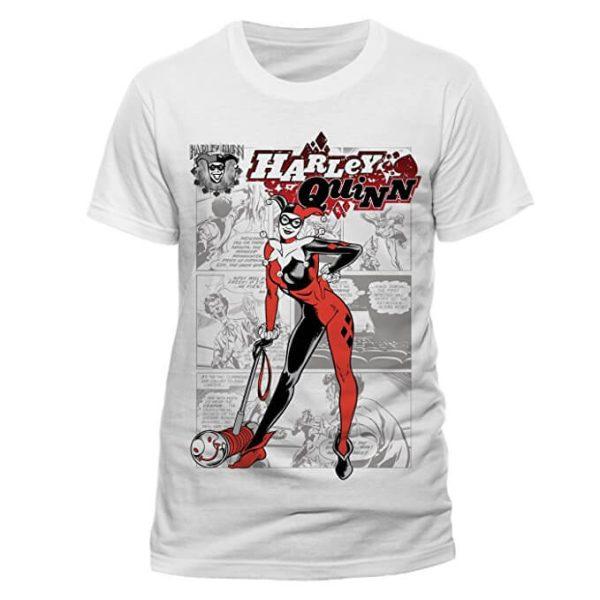 Harley Quinn Comic T-Shirt