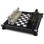 Harry Potter Finale Challenge Chess Set2