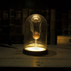 Harry Potter Golden Snitch Light1
