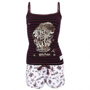 Harry Potter Gryffindor Pyjama Set