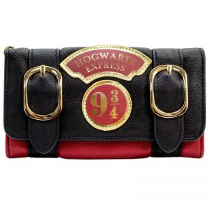 Harry Potter Hogwarts Express Tri-Fold Purse