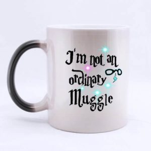 Harry Potter I'm Not an Ordinary Muggle Mug