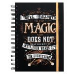 Harry Potter Just Because You're Allowed to Use Magic Notebook