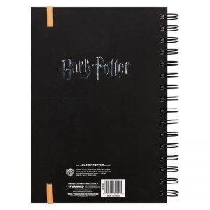 Harry Potter Just Because You're Allowed to Use Magic Notebook Back