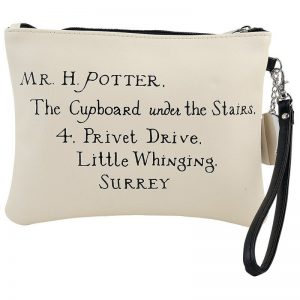 Harry Potter Letter From Hogwarts Bag2