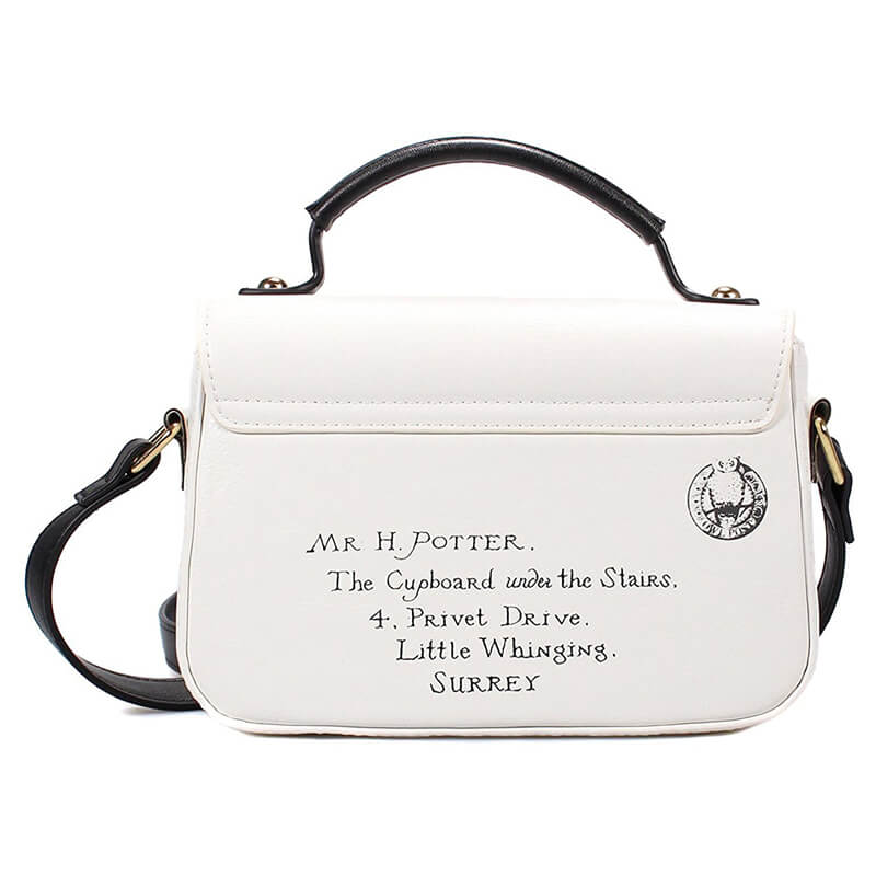 Harry Potter Letters Mini Satchel Bag Activehero