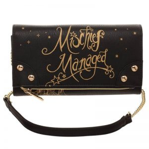 Harry Potter Mischief Managed Clutch Bag