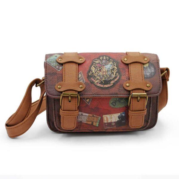Harry Potter Railway Messenger Bag2