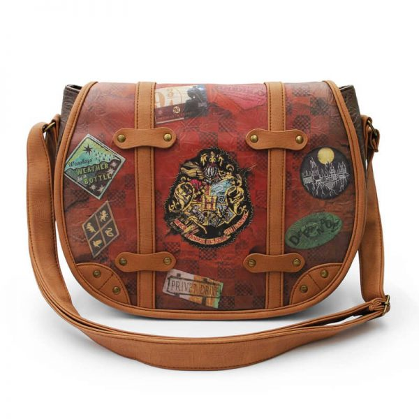 Harry Potter Railway Messenger Bag3