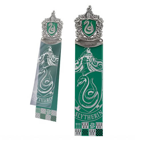 Harry Potter Slytherin Bookmark2