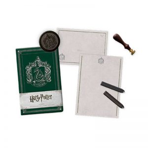 Harry Potter Slytherine Deluxe Stationery Set 1