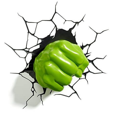 Hulk's Fist 3D Light
