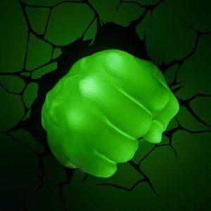 Hulk's Fist 3D Light2