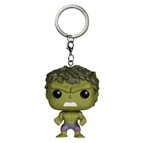 The Hulk POP! Key Chain