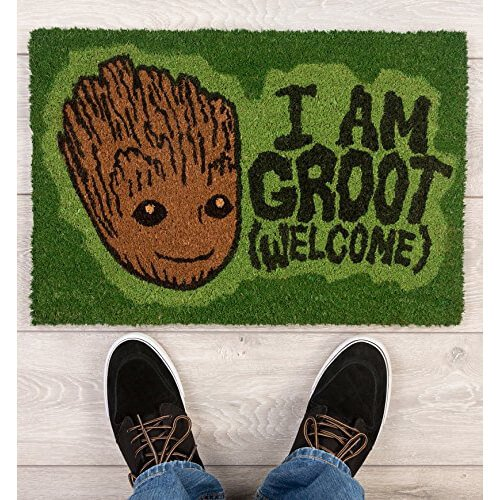 I am Groot Door Mat2