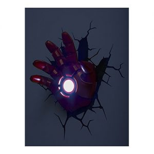 Iron Man Hand 3D Light