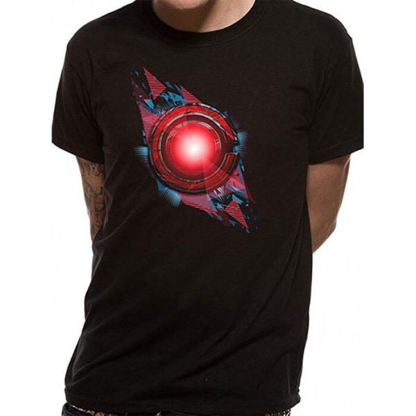 Justice League Cyborg T-Shirt