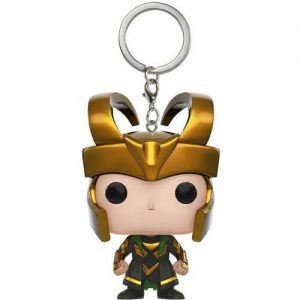 Loki POP! Key Chain