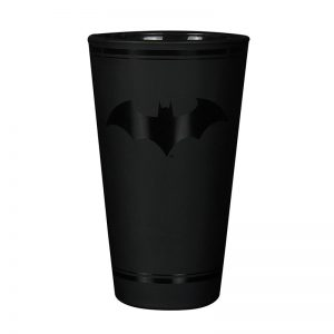 Matte Black Batman Glass