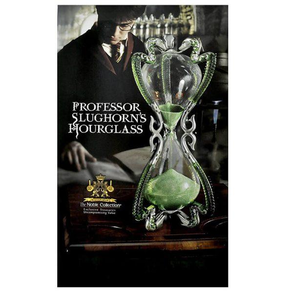 Professor Slughorn's Hourglass3